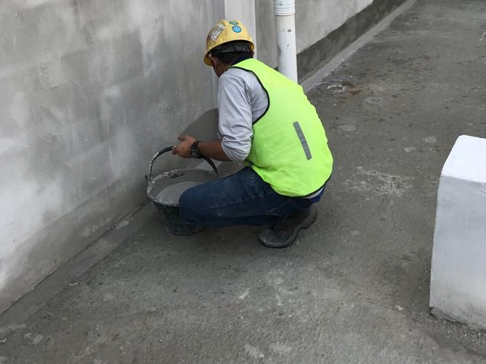 Cementitious Waterproofing System (10)