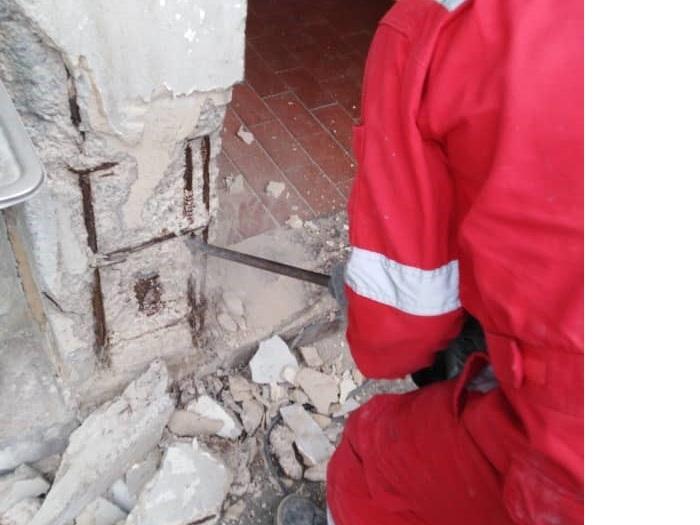 Concrete Repair to Column (1)
