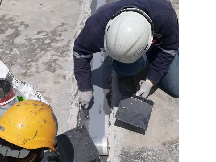 Expansion Joint Using Combiflex System (2)