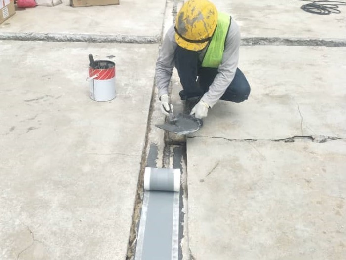 Expansion Joint Using Combiflex System (3)